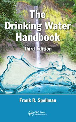 The Drinking Water Handbook: 3rd Edition (Hardback) book cover
