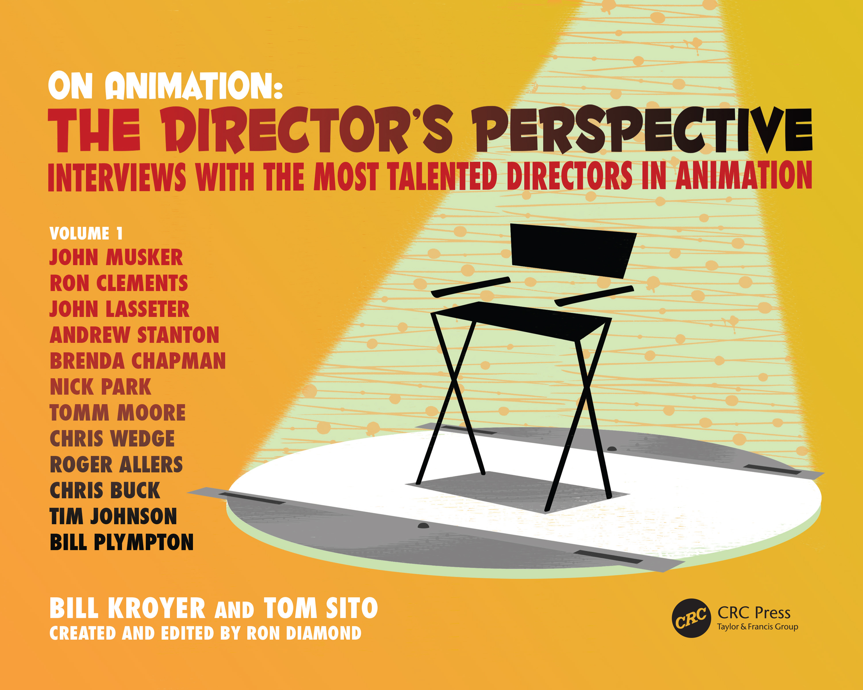 On Animation: The Director's Perspective Vol 1, 1st Edition (Paperback) book cover