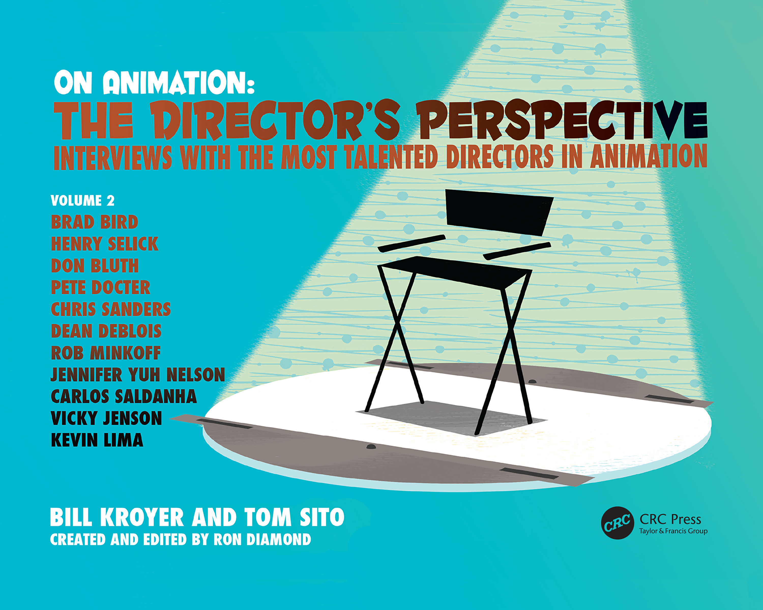 On Animation: The Director's Perspective Vol 2, 1st Edition (Paperback) book cover