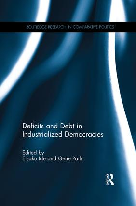 Deficits and Debt in Industrialized Democracies: 1st Edition (e-Book) book cover