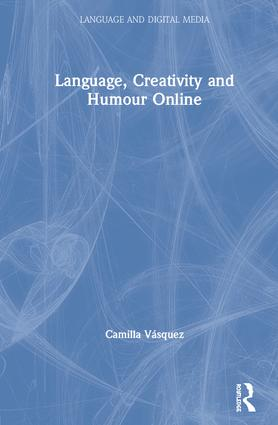Language, Creativity and Humour Online book cover