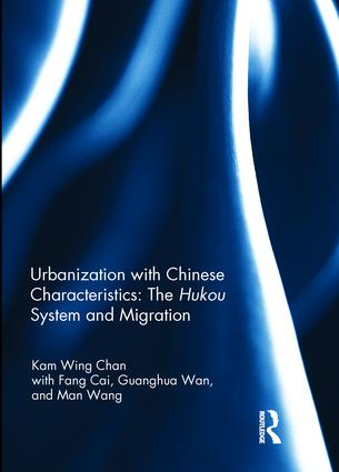 Urbanization with Chinese Characteristics: The Hukou System and Migration (Hardback) book cover