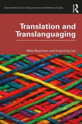 Translation and Translanguaging  9781138067042