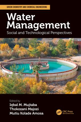 Water Management: Social and Technological Perspectives, 1st Edition (Hardback) book cover