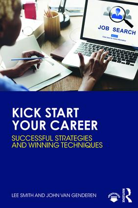 Kick Start Your Career: Successful Strategies and Winning Techniques, 1st Edition (Paperback) book cover