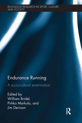Endurance Running: A Socio-Cultural Examination book cover