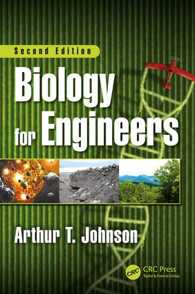 Biology for Engineers, Second Edition: 2nd Edition (Hardback) book cover