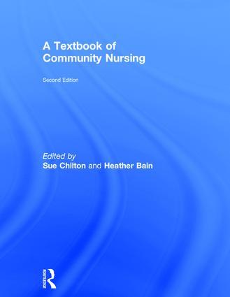 A Textbook of Community Nursing