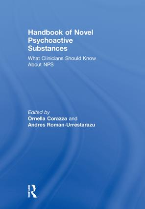 Handbook of Novel Psychoactive Substances: What Clinicians Should Know about NPS book cover