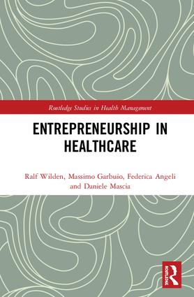 Entrepreneurship in Healthcare book cover