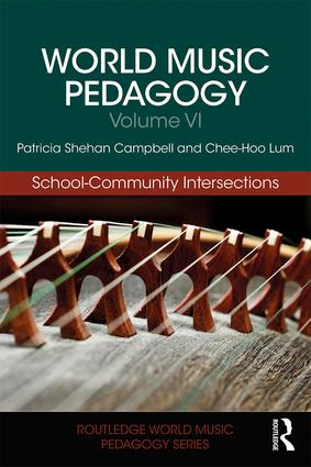 World Music Pedagogy, Volume VI: School-Community Intersections book cover