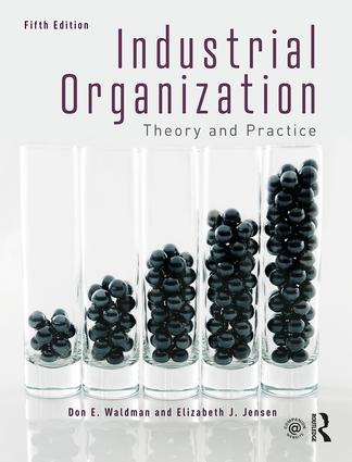 Industrial Organization: Theory and Practice, 5th Edition (Hardback) book cover