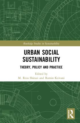 Urban Social Sustainability: Theory, Policy and Practice book cover