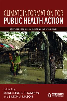 Climate Information for Public Health Action