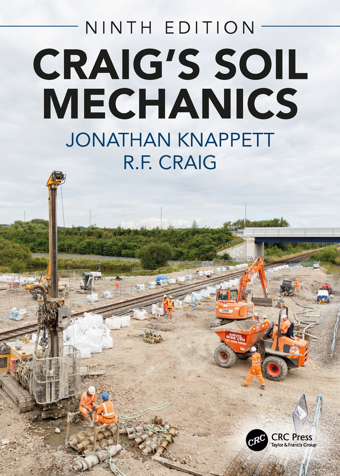 Craig's Soil Mechanics book cover