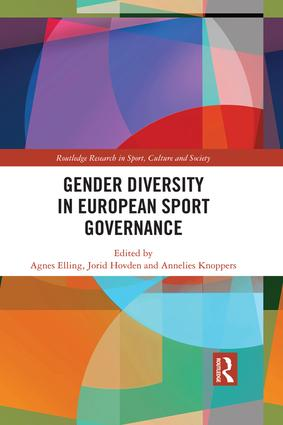 Gender Diversity in European Sport Governance book cover