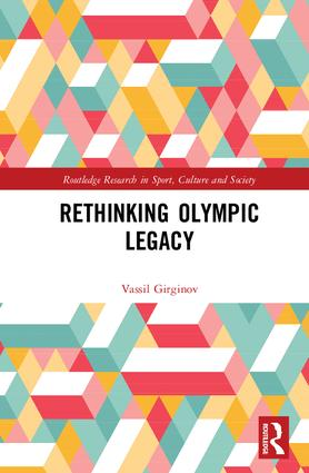 Rethinking Olympic Legacy book cover