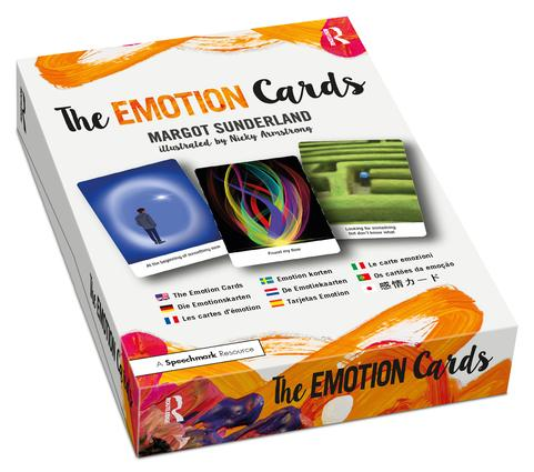 The Emotion Cards (Flashcards) book cover