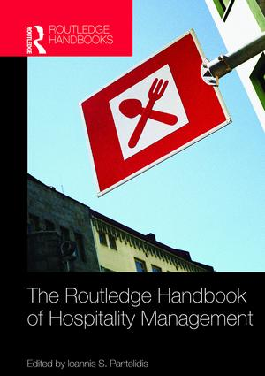 The Routledge Handbook of Hospitality Management: 1st Edition (Paperback) book cover