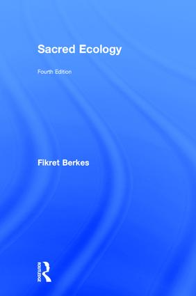 Sacred Ecology book cover