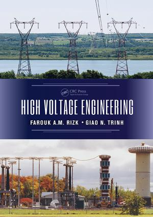 High Voltage Engineering: 1st Edition (Paperback) book cover