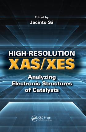 High-Resolution XAS/XES: Analyzing Electronic Structures of Catalysts, 1st Edition (Paperback) book cover