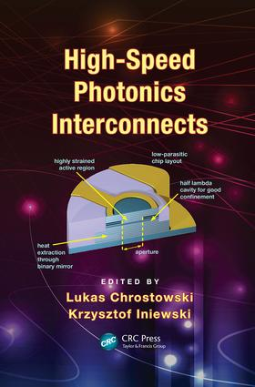 High-Speed Photonics Interconnects: 1st Edition (Paperback) book cover