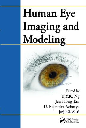 Human Eye Imaging and Modeling: 1st Edition (Paperback) book cover