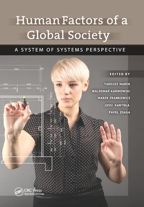 Human Factors of a Global Society: A System of Systems Perspective book cover