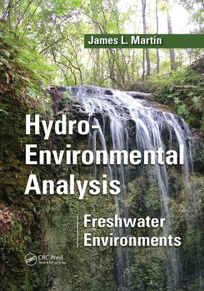 Hydro-Environmental Analysis: Freshwater Environments, 1st Edition (Paperback) book cover
