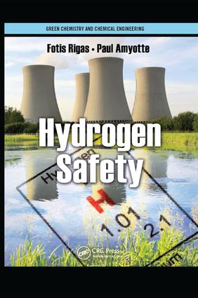Hydrogen Safety: 1st Edition (Paperback) book cover