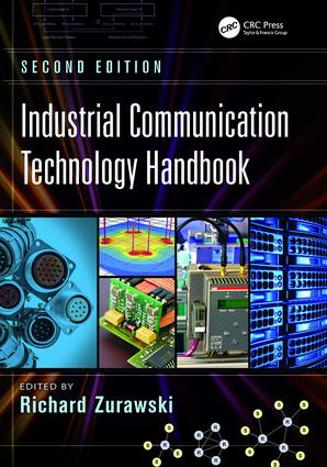 Industrial Communication Technology Handbook, Second Edition book cover