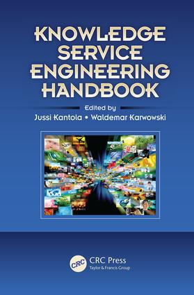 Knowledge Service Engineering Handbook: 1st Edition (Paperback) book cover