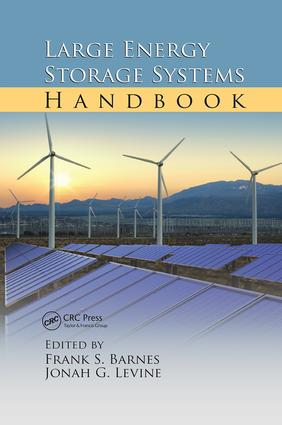 Large Energy Storage Systems Handbook: 1st Edition (Paperback) book cover