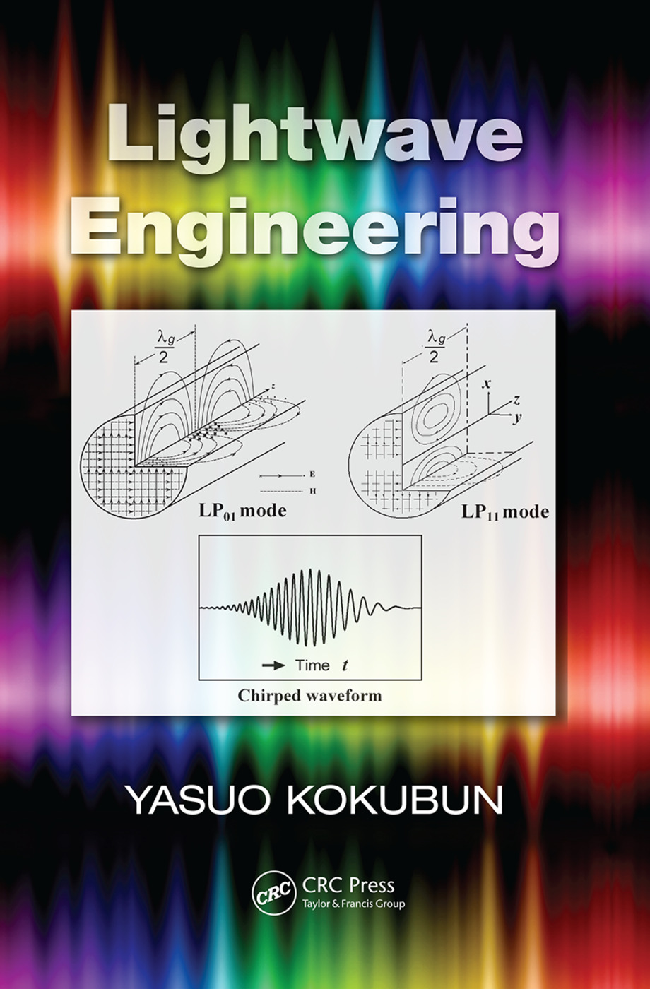 Lightwave Engineering: 1st Edition (Paperback) book cover