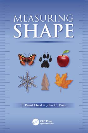 Measuring Shape: 1st Edition (Paperback) book cover