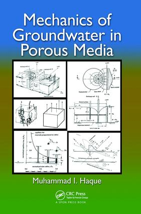Mechanics of Groundwater in Porous Media: 1st Edition (Paperback) book cover