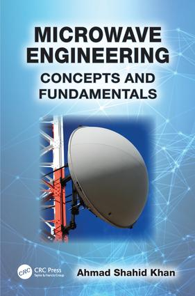 Microwave Engineering: Concepts and Fundamentals, 1st Edition (Paperback) book cover