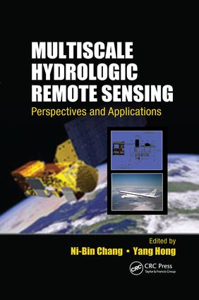 Multiscale Hydrologic Remote Sensing: Perspectives and Applications, 1st Edition (Paperback) book cover