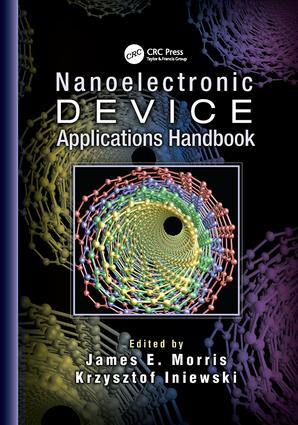 Nanoelectronic Device Applications Handbook: 1st Edition (Paperback) book cover