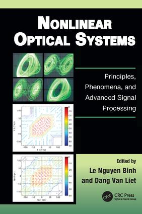 Nonlinear Optical Systems: Principles, Phenomena, and Advanced Signal Processing, 1st Edition (Paperback) book cover
