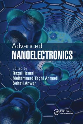 Advanced Nanoelectronics: 1st Edition (Paperback) book cover