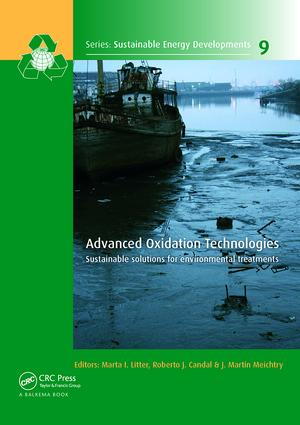 Advanced Oxidation Technologies: Sustainable Solutions for Environmental Treatments book cover