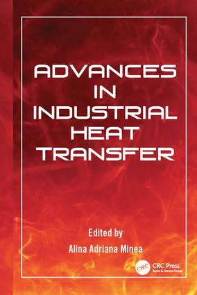 Advances in Industrial Heat Transfer: 1st Edition (Paperback) book cover
