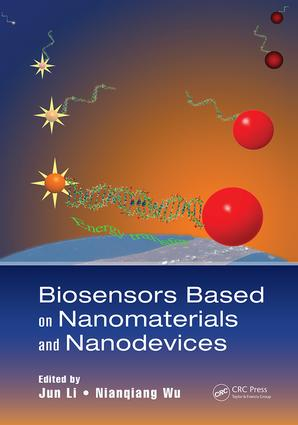 Biosensors Based on Nanomaterials and Nanodevices: 1st Edition (Paperback) book cover