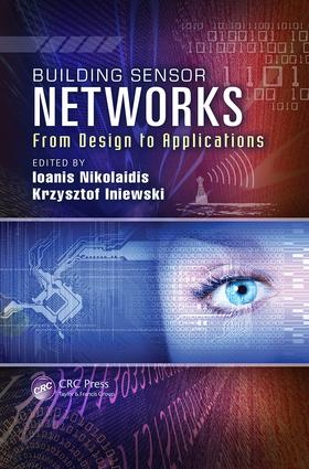 Building Sensor Networks: From Design to Applications, 1st Edition (Paperback) book cover