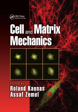 Cell and Matrix Mechanics