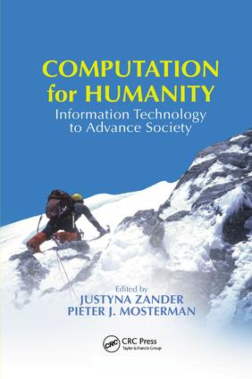 Computation for Humanity: Information Technology to Advance Society, 1st Edition (Paperback) book cover