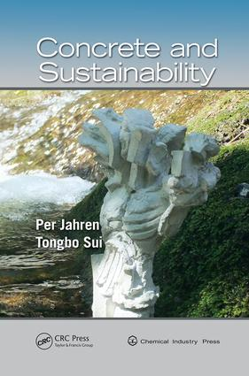Concrete and Sustainability: 1st Edition (Paperback) book cover