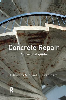 Concrete Repair: A Practical Guide, 1st Edition (Paperback) book cover